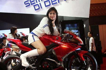 5. Yamaha V-Ixion