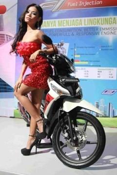 6. Honda Supra X