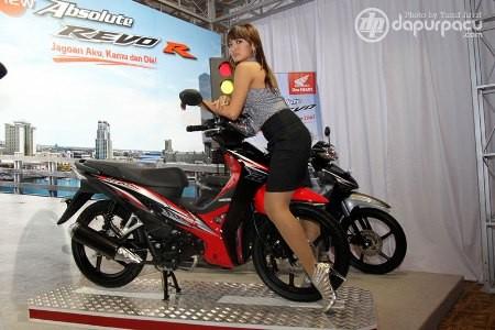 7. Honda Revo