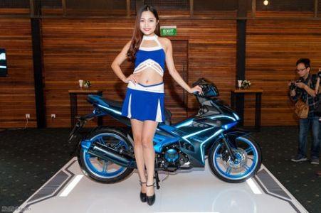 9. Yamaha MX-King 124.451 unit