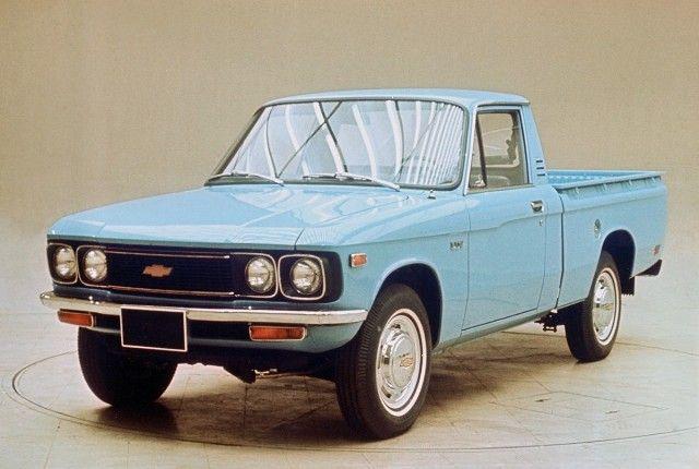 Chevrolet LUV Pick Up. Kamu sering ngeliat mobil ini sebagai petarung yang bawa muatan berat. Bentuknya seringkali udah gak bagus.