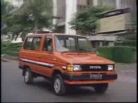 Super Kijang. Kendaraan ini menyusul kesuksesan kakaknya, Kijang Doyok.