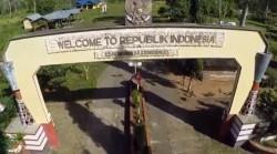 [15 FOTO] Ada yang LUCU di Perbatasan INDONESIA. Yang Ngaku Orang INDONESIA, WAJIB TAU NIH!