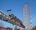 Ngeri! Inilah Roller Coaster paling ekstrim di dunia
