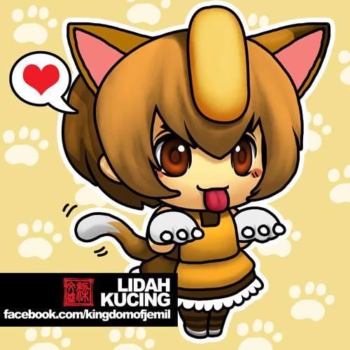 Lidah Kucing Ini adalah kue kering yang biasanya muncul saat lebaran dirumahmu. Dinamakan lidah kucing karena bentuknya seperti lidah kucing tapi berwarna coklat muda.