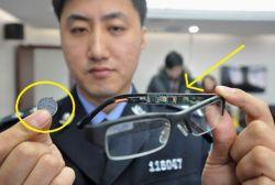 10 Foto Alat MENCONTEK di China yang Super Canggih