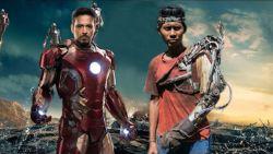 Iron Man Dari Bali . Tangan Kiri Bermasalah, Tawan Buat Lengan Robot dan Jadi Iron Man