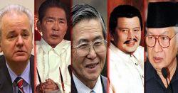 10 Pemimpin Dunia Paling Korup, Ternyata Nomor 1 Dari Indonesia !
