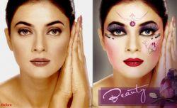 Begini Jadinya Saat Foto Wanita Yang Awalnya Biasa Di Edit Dengan Photoshop