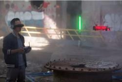 Lomba Drones akan dijadikan seperti Naskar di AMerika serikat
