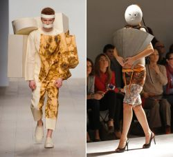 Ini yang Dinamakan Fashion..Iya, Fashion..LOL