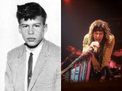 Intip Yuk, Foto-foto Rock Star Waktu Masih Kecil
