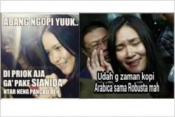 Kumpulan Meme Jessica Lagi Ngajak Ngopi & Bikin Kamu Ngakak !