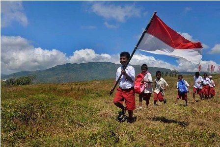 #22 Perjuangan itu semata-mata untuk masa depan yang lebih cerah. Mereka adalah masa depan INDONESIA.