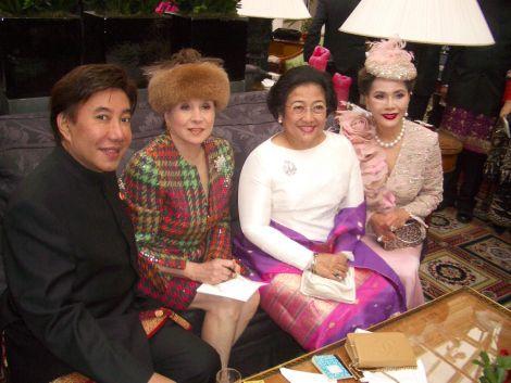 Begini suasana pas Ibu Megawati lagi kumpul sama kerabatnya