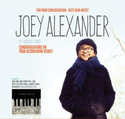 FAKTA MENARIK Tentang JOEY ALEXANDER, Musisi Indonesia Pertama yang Masuk Nominasi GRAMMY AWARDS!