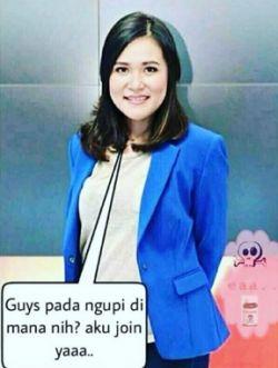 KUMPULAN MEME GOKIL Terbaru : NGOPI BARENG YUK!