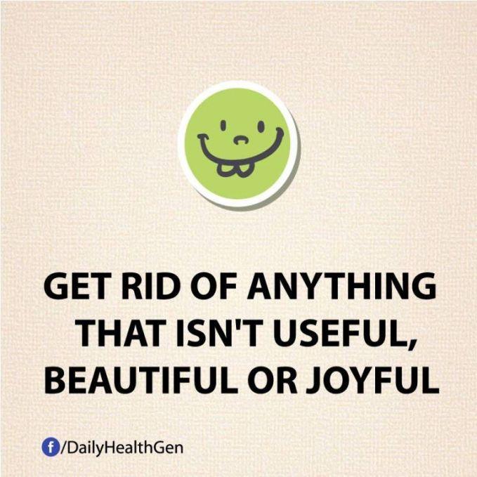 #4 Jauhkanlah semuanya yang tidak berguna dan tidak baik.