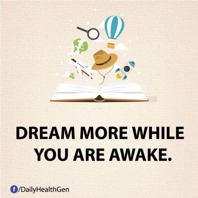 #31 Bermimpilah ketika kamu sudah bangun