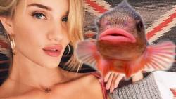 [20 FOTO] BOOMING Selfie FISH GAPE Gantikan Selfie Bibir Monyong