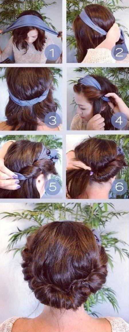 Dengan scraft kamu juga bisa bikin rambutmu semakin cantik. Jangan lupa dishare ya kliklinker!