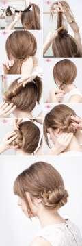 10 Tutorial Model Rambut yang Bisa Kamu Coba..Gampang Banget!