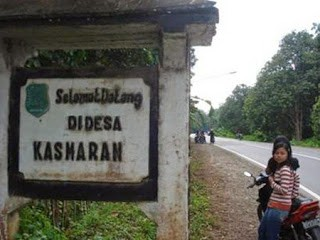 desa ini ada di Sekayu, Sumatra Selatan