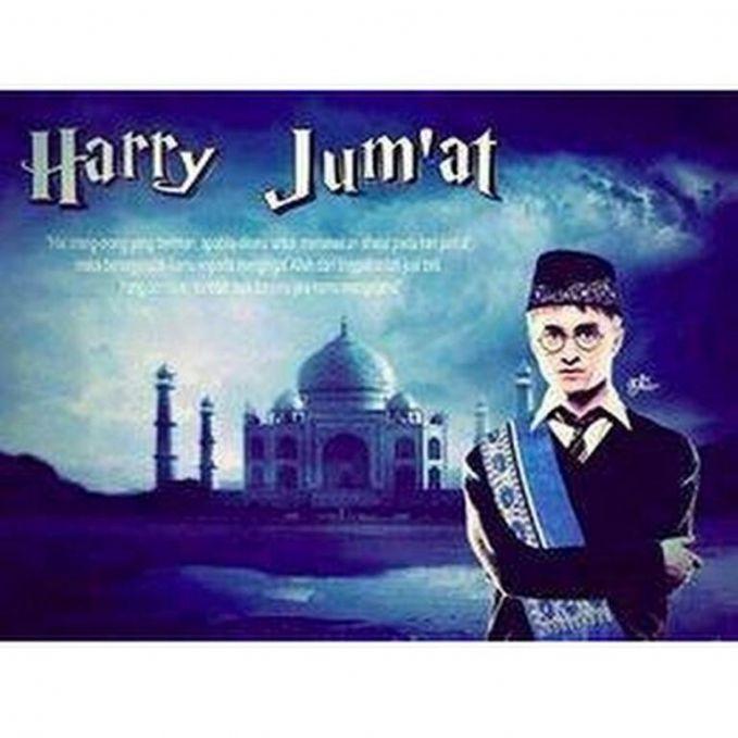 #20 Harry Potter aja inget Jumatan