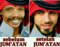 20 Meme LUCU Bikin INGET SHOLAT JUMAT