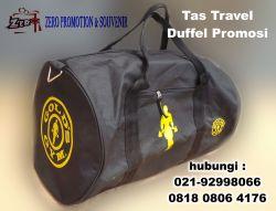 Produksi Tas Travel Duffel Promosi Murah