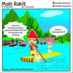 [20 KOMIK] Berbagi Kelucuan dan Budaya INDONESIA dengan KOMIK! Kreatif Nih!