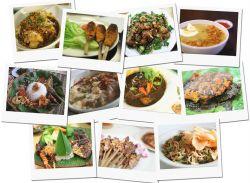 Makanan Khas Nusantara Yang Mencitarasakan Asli Indonesia..!!!^^