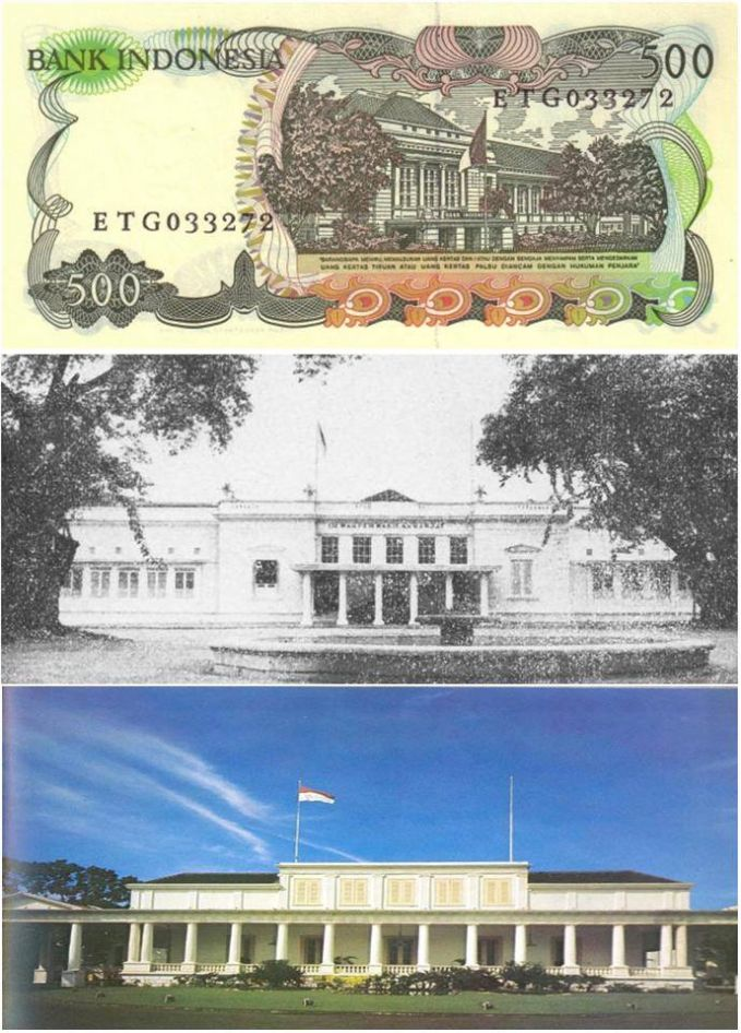 Istana Negara.
