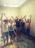 Foto Saipul Jamil Memimpin Senam Di Penjara Bikin Heboh Netizen