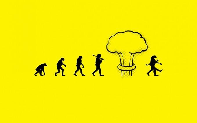 Evolusi Nuklir