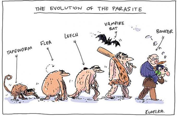 Evolusi Parasit Yang Menjangkiti Umat Manusia