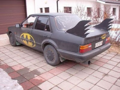 Real Batman Car ? :v