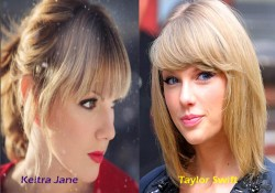 Taylor Swift Ternyata Punya Kembaran