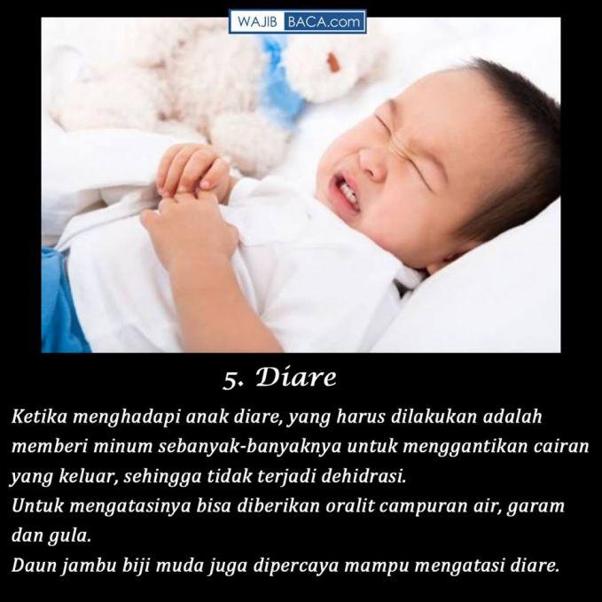 16 SOLUSI Ketika Anak Anda Sakit