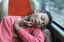 6. tidur cantik ini namanya sobat