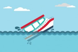Video Detik Detik Tenggelamnya Kapal Di Selat Bali Banyuwangi