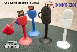 Jual USB Karet Standing - FDBR06