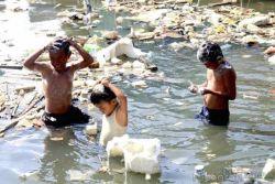 5 Foto Mencengangkan Seputar Sampah. Masih Pengen Numpuk Sampah??