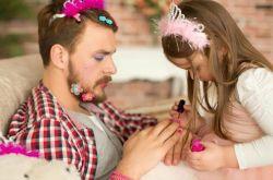 Kompaknya Ayah dan Anak Perempuannya Ini Sampe Bikin Gemes..!!