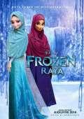 Amazing ! Ini Dia Gaya Princess Disney Dalam Balutan Hijab, Bikin Adem...