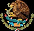 Meksiko Lambang ini menggambarkan Elang emas hinggap di atas kaktus tengah memakan ular. Bagi rakyat Tenochtitlan lambang ini memiliki makna keagamaan yang dalam, tetapi bagi warga Eropa lambang ini bermakna kemenangan kebenaran atas kejahatan.