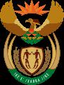Afrika Selatan Lambang negara Afrika Selatan diperkenalkan pertama kali pada hari kemerdekaan Afrika Selatan 27 April 2000. Lambang ini menggantikan lambang lama yang digunakan sejak tahun 1910.