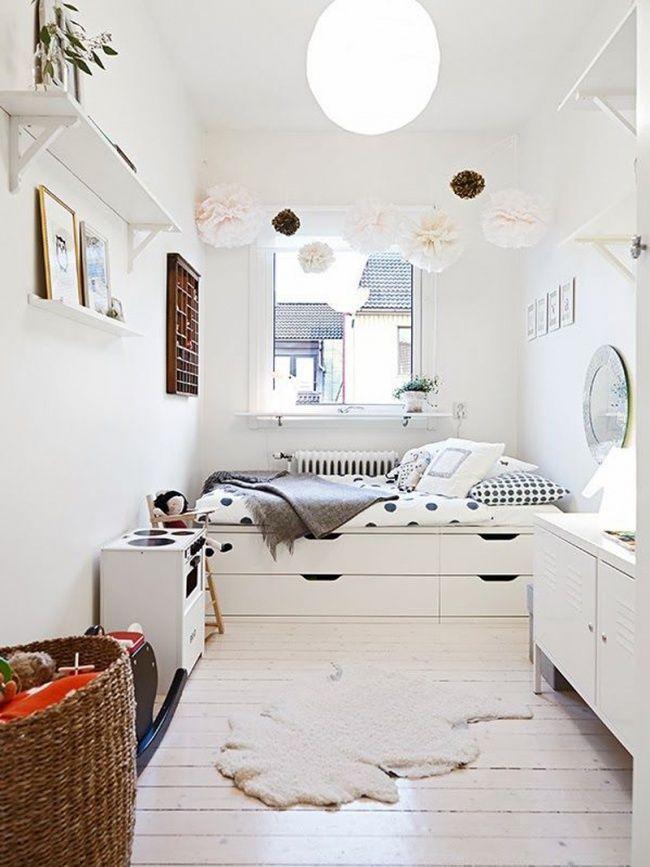 Kecil, putih, bersih dan elegan. Cocok buat kamu yang suka warna putih dan nggak suka kotor.