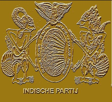 #5 INDISCHE PARTIJ Sebelumnya, di tahun 1912, Ki Hajar bersama dua kawannya, Ernest Douwes Dekker dan Tjipto Mangkukusumo, mendirikan partai politik bernama Indische Partij (IP). IP merupakan organisasi politik pertama yang terang-terangan memperjuangkan kemerdekaan Hindiaterpisah dari kolonialisme Belanda. Saat itu, IP mengusulkan agar nama negeri kita ini adalah Hindia. Slogan IP yang terkenal: Hindia untuk Hindia! Sayang, usulan IP ini kurang berterima luas di kalangan kaum pergerakan. Sumber gambar : sejarahkita.blogspot.com