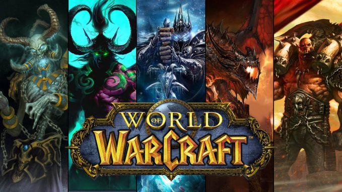 3.Game ini adalah game adalah game yang sangat populer dikalangan remaja, game ini berjudul World Warcraft